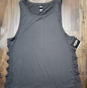 Victoria's Secret Sport black workout tank top